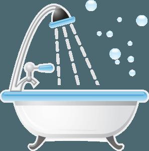 Прочистить засор в ванной